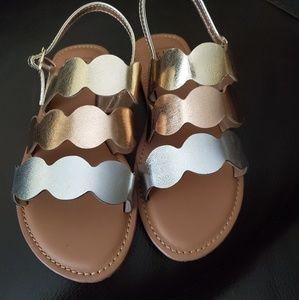 Girl's Gap Sandals